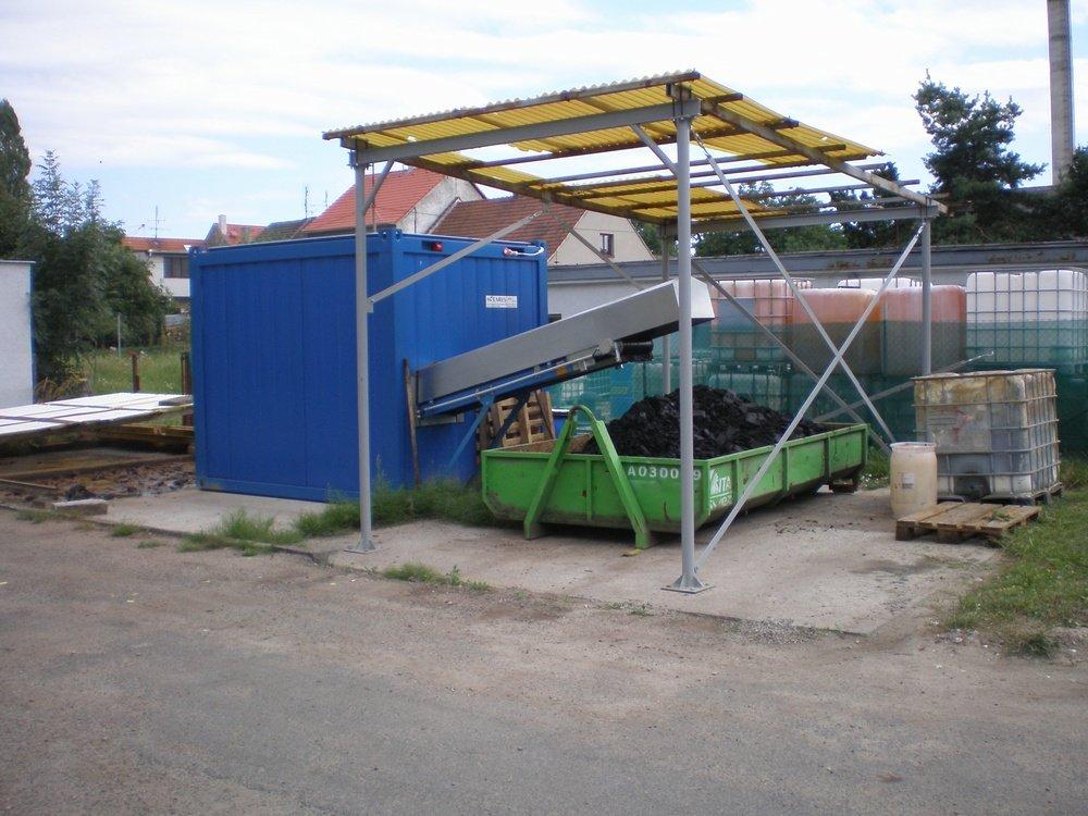 Drainage cell<br />SITA CZ Sobeslav